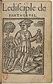 Page de titre du Disciple de Pantagruel, 1538.jpg