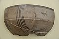 Painted Grey Ware - Sonkh - 1000-600 BCE - Showcase 6-15 - Prehistory and Terracotta Gallery - Government Museum - Mathura 2013-02-24 6461.JPG