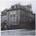Palais Boxberg, Waisenhausstraße Dresden, vor dem Abbruch 1899.jpg
