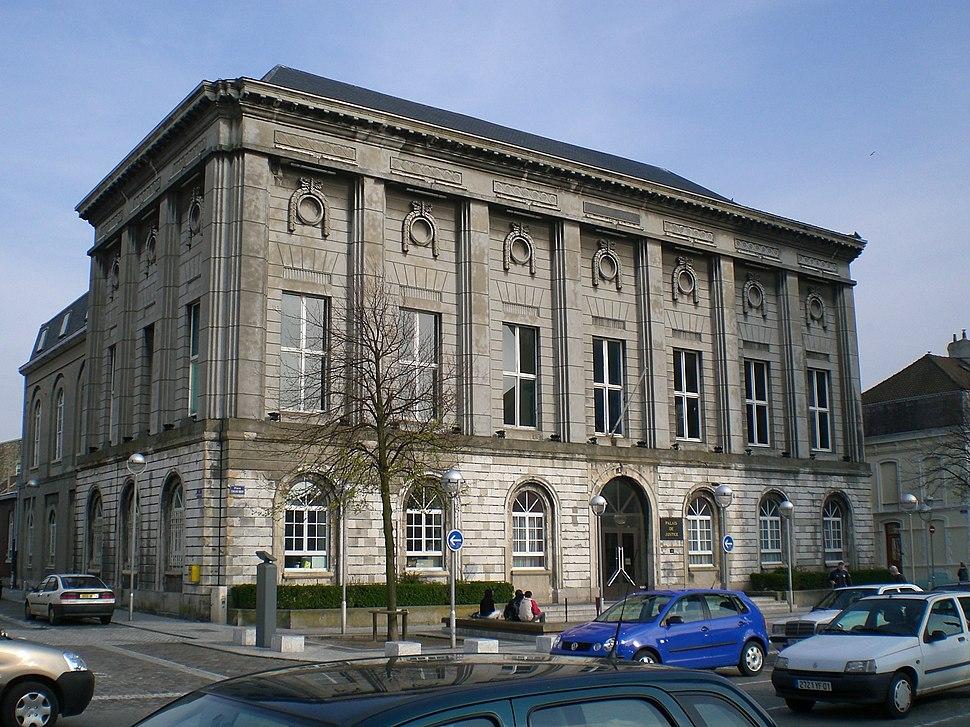 Palais justice calais