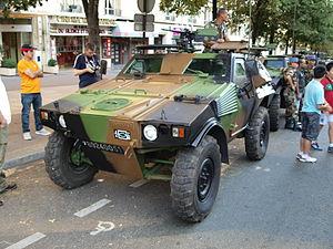 Panhard VBL (Vèhicule Blindé Legér), French army licence registration '6924 0051' pic7.JPG