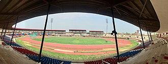 2017 Asian Athletics Championships - The Kalinga Stadium.