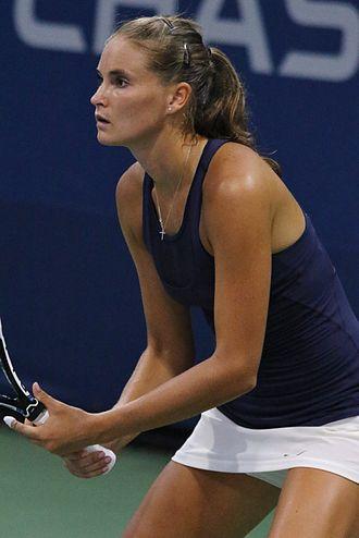 Alexandra Panova - Alexandra Panova at the 2016 US Open Qualifying
