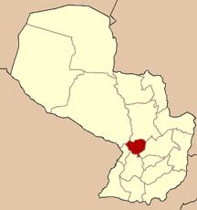 Departamento de la Cordillera