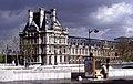 Paris-Louvre-080-Fluegel zu Orsay hin-1991-gje.jpg