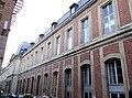 Paris - Prieuré Saint-Martin-des-Champs - Bâtiment conventuel du XIIIe siècle -1.jpg