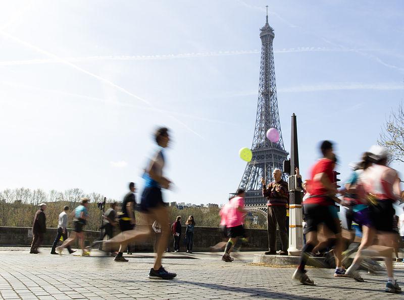 Eventos de Paris em abril