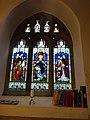 Parish church of Church of St Bridget at Llansantffraid Glyn Dyfrdwy (later re-named Carrog), Sr Ddinbych, Wales 91.jpg