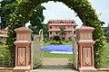 Park Entrance - Gada Bhavan Area - ISKCON Campus - Mayapur - Nadia 2017-08-15 2060.JPG