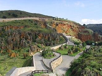Cabarceno Natural Park - Park grounds