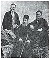 Partenius, Andrey T Gyaurov, Andrey A Bukureshtliev.JPG