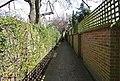 Pathway from Redcliffe Gardens Riverside Walk - geograph.org.uk - 1773038.jpg