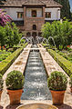 Patio Acequia Generalife 2012.jpg