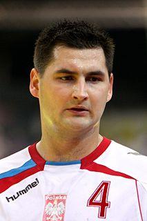 Patryk Kuchczyński Polish handball player