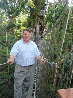 Paul Alan Cox American ethnobotanist