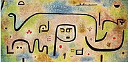 Paul Klee, Insula dulcamara