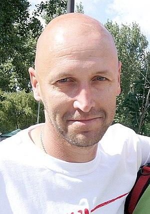 Paweł Januszewski - Paweł Januszewski in 2012