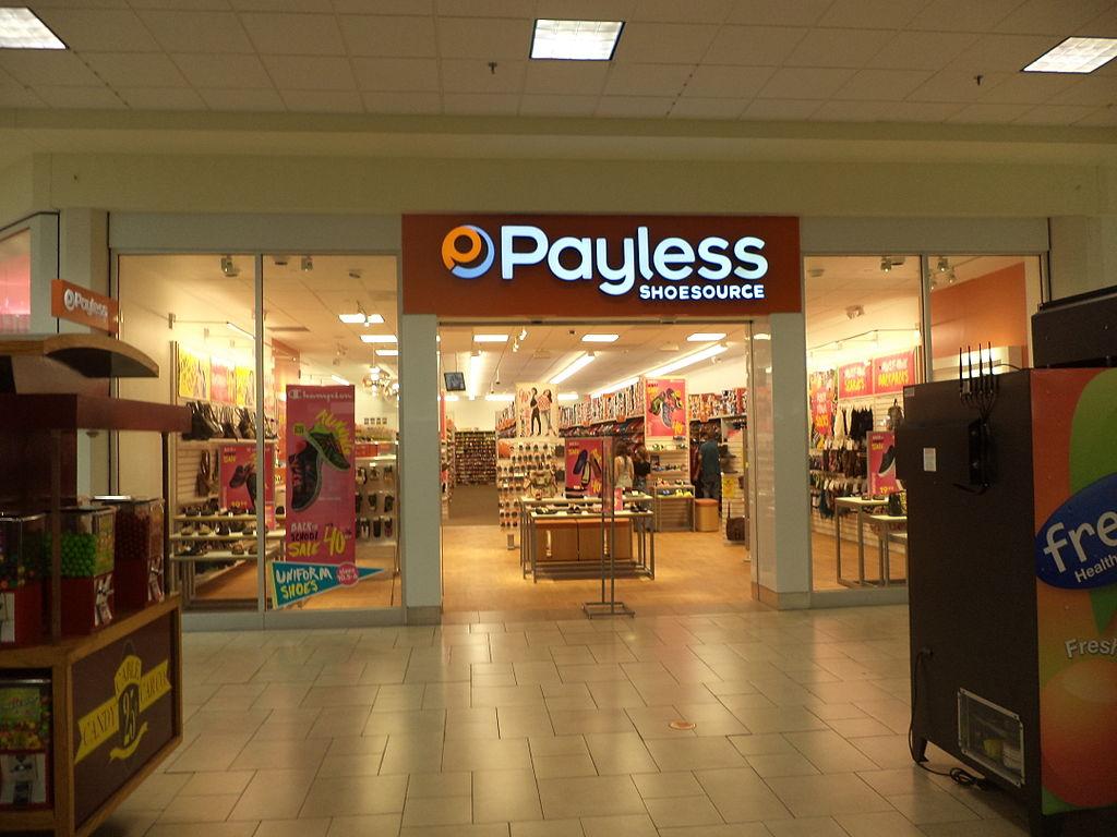 Payless Shoe Store Near Litchfield Illinois