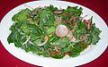 Pea Shoots, Radish & Red Onions Salad (8748042831).jpg