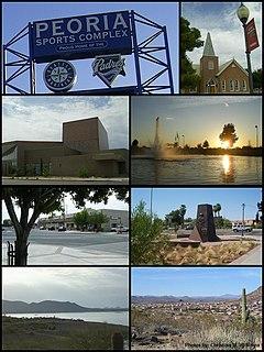 Peoria, Arizona City in Arizona, United States