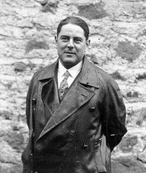 Pere Bosch-Gimpera - Pere Bosch-Gimpera in 1927