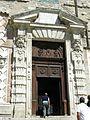 Perugia, duomo, portale.JPG