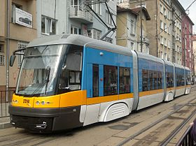 Image illustrative de l'article Tramway de Sofia