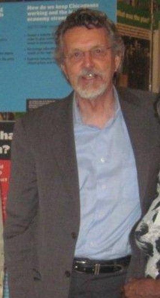 Peter Calthorpe - Calthorpe in 2011