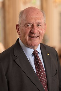 Peter Cosgrove Australian general; Governor-General of Australia