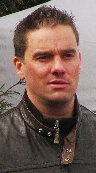 Petr Švancara - Image: Petr Švancara (2012)