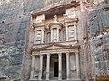 """Petra """"Il Tesoro"""" ( Giordania ) - panoramio.jpg"""