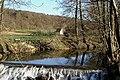 Pfinzwehr Blick auf Dietenhäuser Mühle - panoramio.jpg