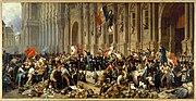 Philippoteaux - Lamartine davanti al municipio di Parigi rifiuta la bandiera rossa.jpg