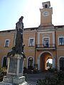 Piazza del comune di Castel Viscardo 2010.jpg