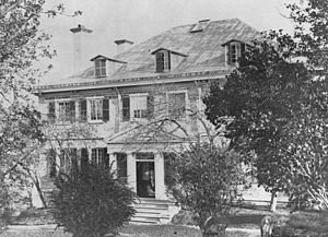John Frothingham - Piedmont House, home to the Frothinghams from the early 1830s to 1910