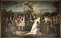 Pierre Dulin, Etablissement de l'Hôtel royal des Invalides, vers 1710, carton de tapisserie, 353x578cm©Paris, musée de l'Armée.jpg