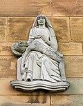 Pieta at Our Lady & St Nicholas, Liverpool.jpg