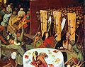 Pieter Bruegel the Elder- The Triumph of Death - detail 7.JPG