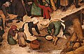 Pieter bruegel il vecchio, censimento di betlemme, 1566, 07.JPG