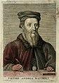Pietro Andrea Mattioli. Line engraving by C. Faucci after L. Wellcome V0003910.jpg