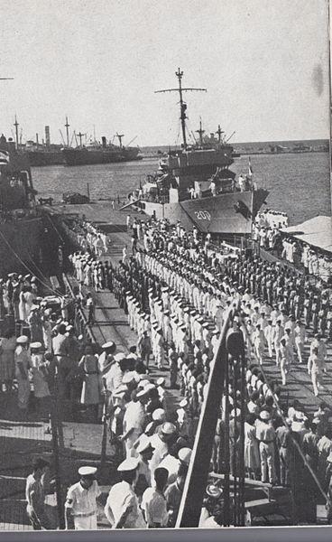 אניות חיל הים