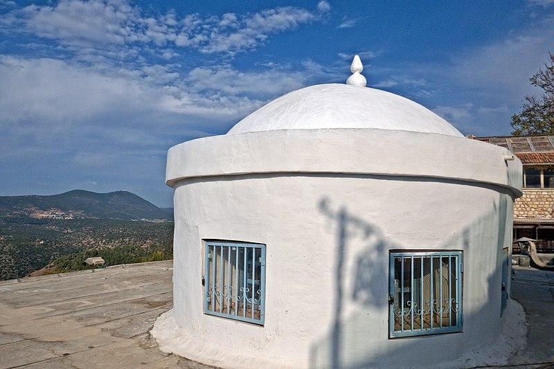 כיפת בית הכנסת אבוהב
