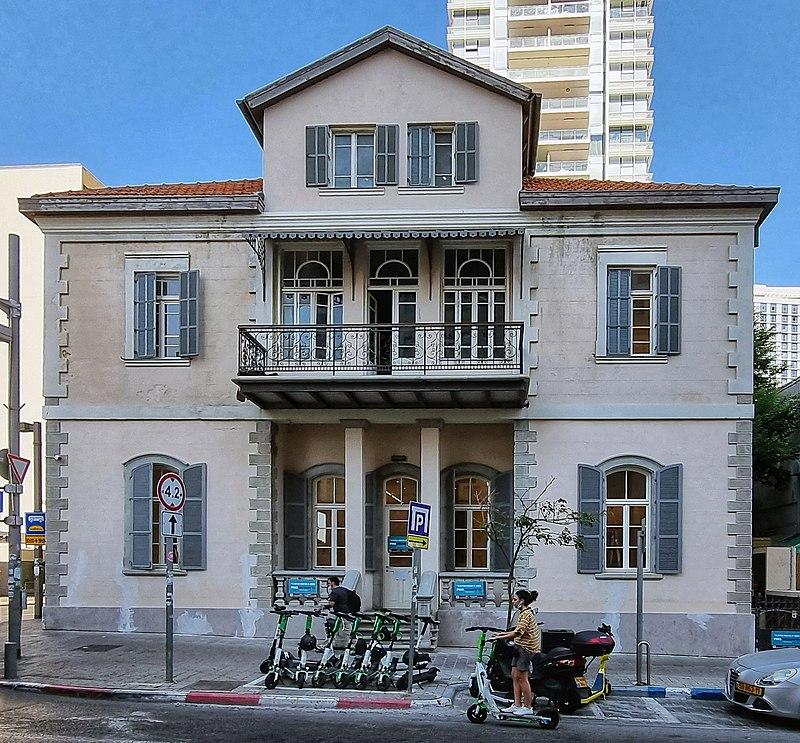 בית פולאק בתל אביב