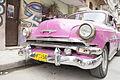 Pink Chevvy, Havana Jan 2014, image by Marjorie Kaufman.jpg