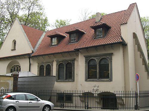 Thumbnail from Pinkas Synagogue
