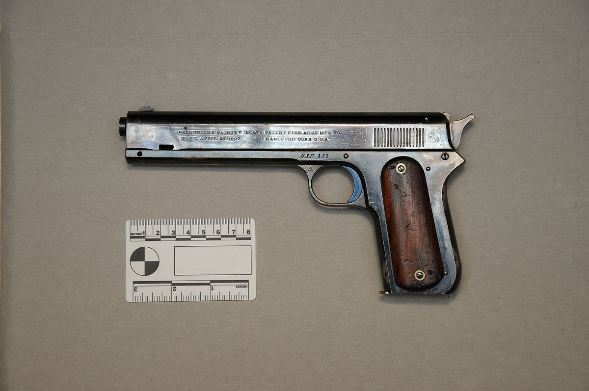 Colt M1900 Wikipedia