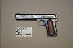 Colt M1900 - Colt Model 1900