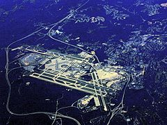 Pittsburgh International AirportPort lotniczy Pittsburgh