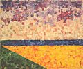 Pixels and Patches 1 Rhapsody - The summon of view, water and rip-yellow rape.jpg