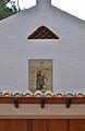 Plafó ceràmic a la façana de l'ermita de sant Joan de Déu, Moraira.JPG